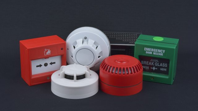 Fire Alarm & Emergency Lighting